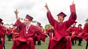 Graduation The Orange County Register