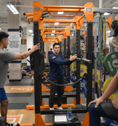 Isaac Salazar helps CSUF athletes discover and develop their inner  strengths – Orange County Register [ 924 x 1034 Pixel ]