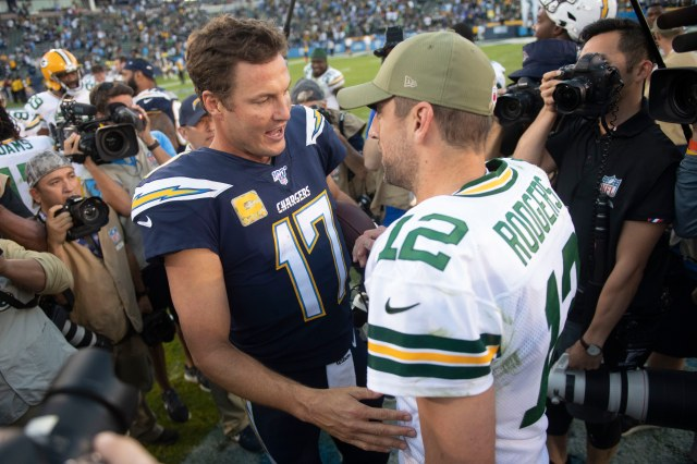 Chargers kicker Michael Badgley comes up money in season debut – Orange  County Register