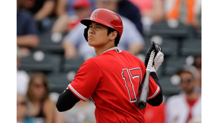 Watch Angels' Shohei Ohtani hit another home run during ...