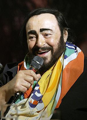 Opera singer Luciano Pavarotti dies at 71  Orange County