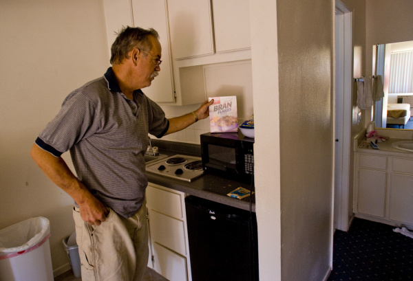 Hospitals send homeless to new aftercare program  Orange