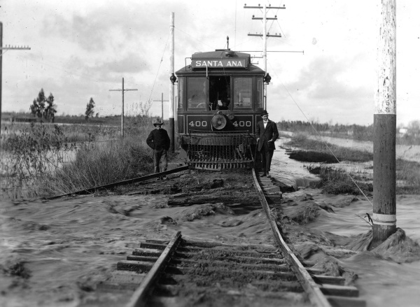 Is reusing the old Pacific Electric Railway a possibility