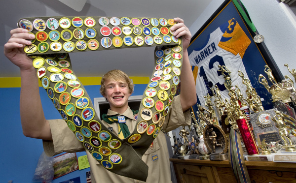 What Kind Of Scout Gets Every Merit Badge Orange County