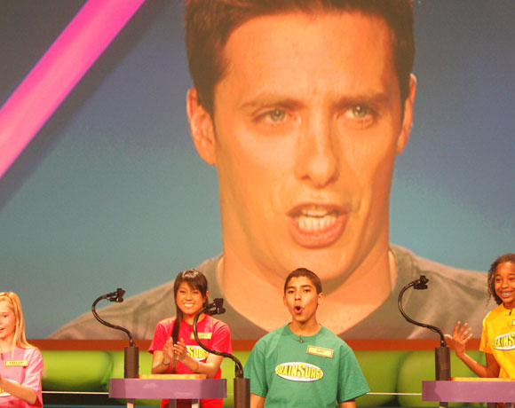 Nickelodeon seeks OC kids for BrainSurge game show