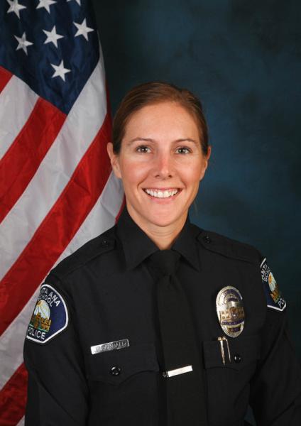 Santa Ana school police officer wins state honor  Orange County Register
