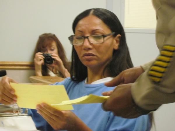 Woman Who Dismembered Husband Denied Parole Orange