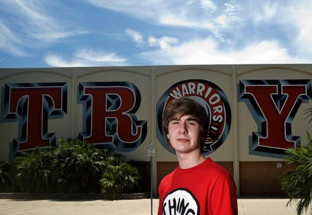 Student who revealed Troy High electionrigging seeks post