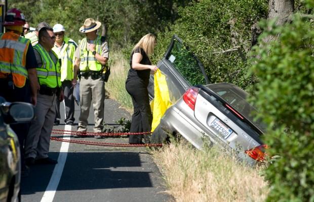 Murrieta woman killed in crash on Ortega Highway  Orange
