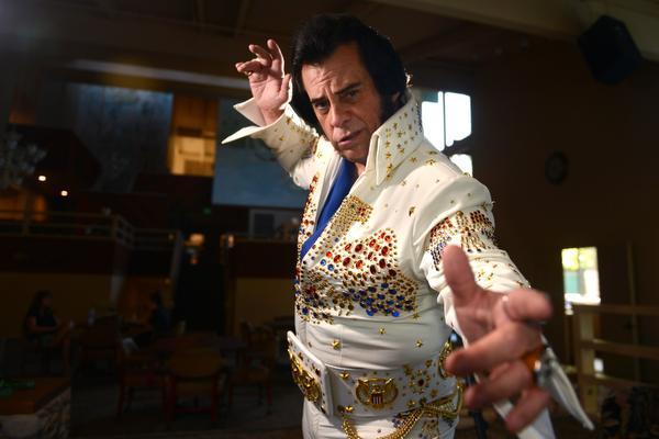 Elvis impersonator keeps spirit of the King alive  Orange