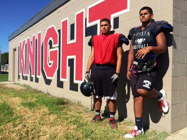 No football star No problem for Katella  Orange County