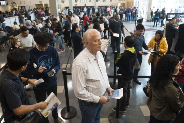 Could lines at the DMV get any longer Thanks to new law