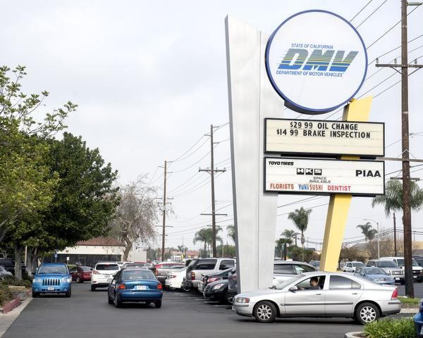 Redevelopment hopes in Stanton driven by  the DMV  Orange County Register