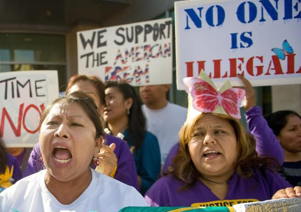 They Can T Vote But Undocumented Immigrants Are