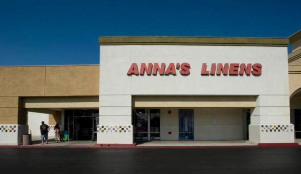 Costa Mesa Based Home Decor Chain Anna's Linens Reportedly Near