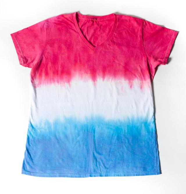 Make these patriotic tie-dye shirts for the July 4th – Orange County Register