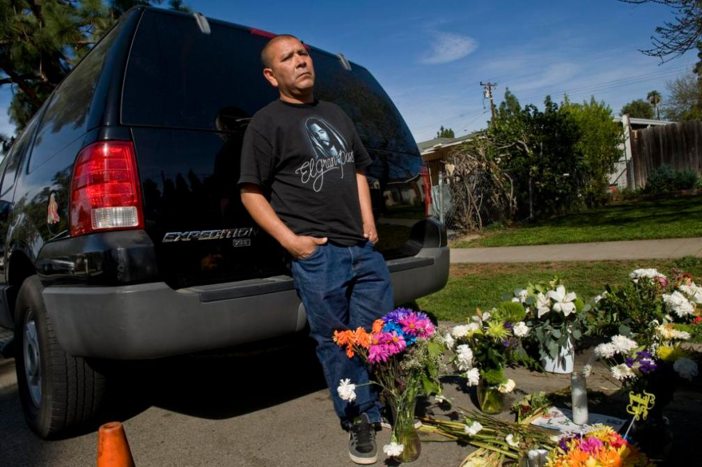 Under siege Santa Ana gang violence jumps to an average of a shooting a day  Orange County Register