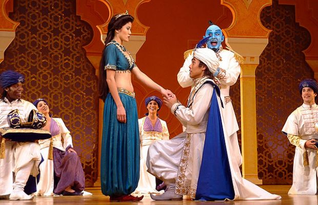 The cast of Aladdin looks back on the shows 13year run