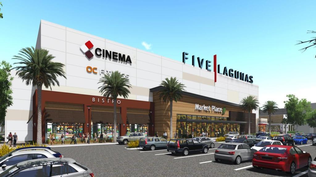 Renovation begins on Laguna Hills Mall  Orange County