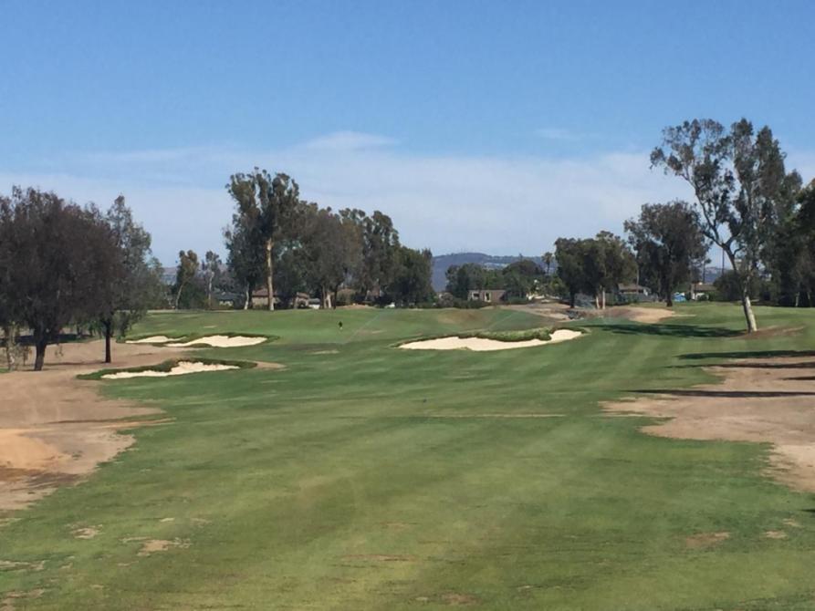 Santa Ana Country Club course receives facelift  Orange
