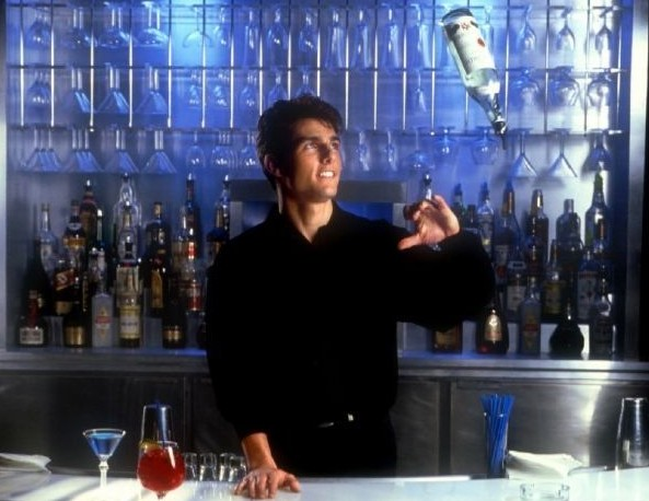 Jett Bandys father taught Tom Cruise bartending flair for