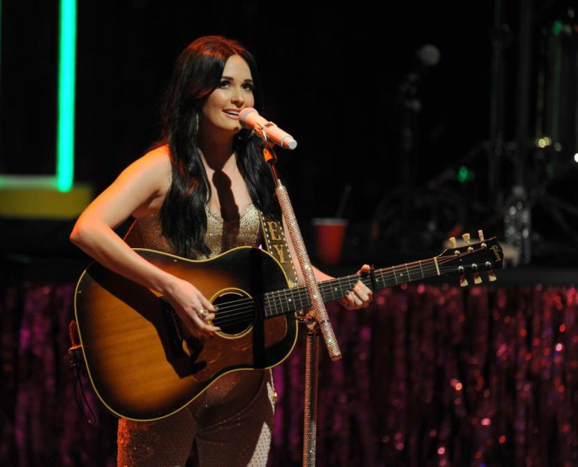Kacey Musgraves sparkles at the Greek with her Rhinestone