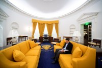 Nixon Oval Office. Contemporary Office Nixon Library Oval ...