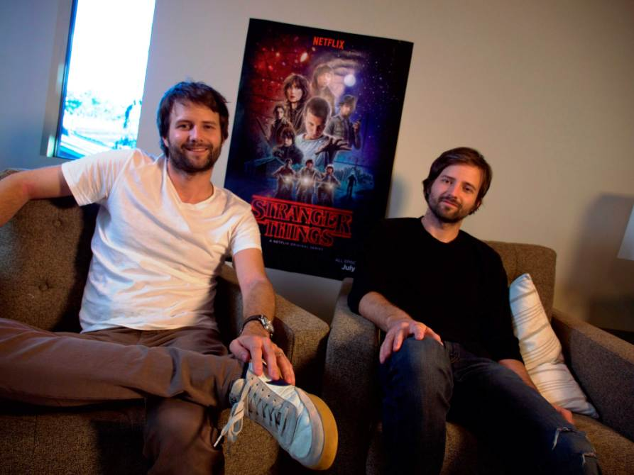 Stranger Things How the Duffer Brothers  Chapman
