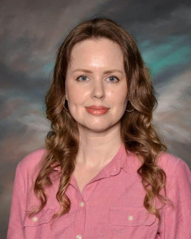 Photo of Amy Munive