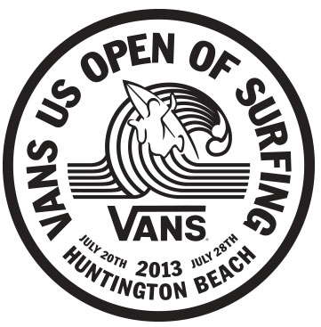 Top Surfing Photos from the 2013 Vans US Open of Surfing