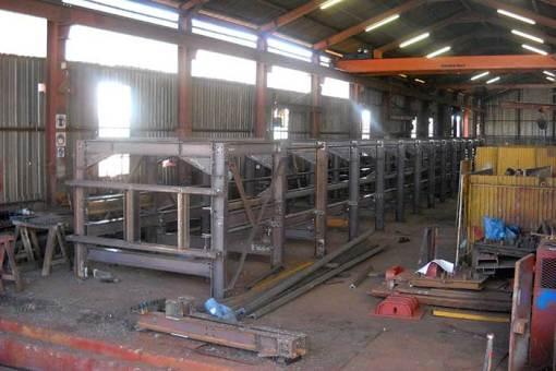 Steelwork