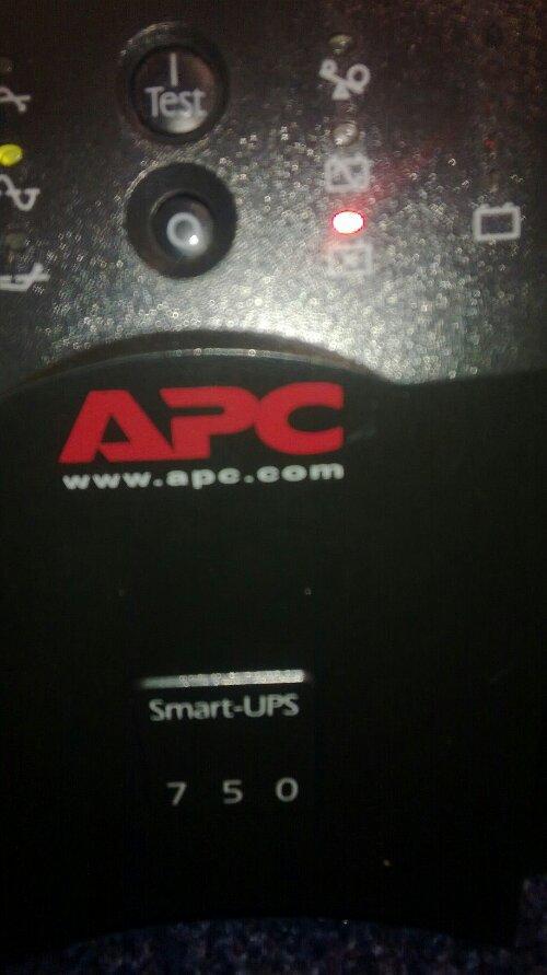 UPS beep beep beep! - Octagon Technology