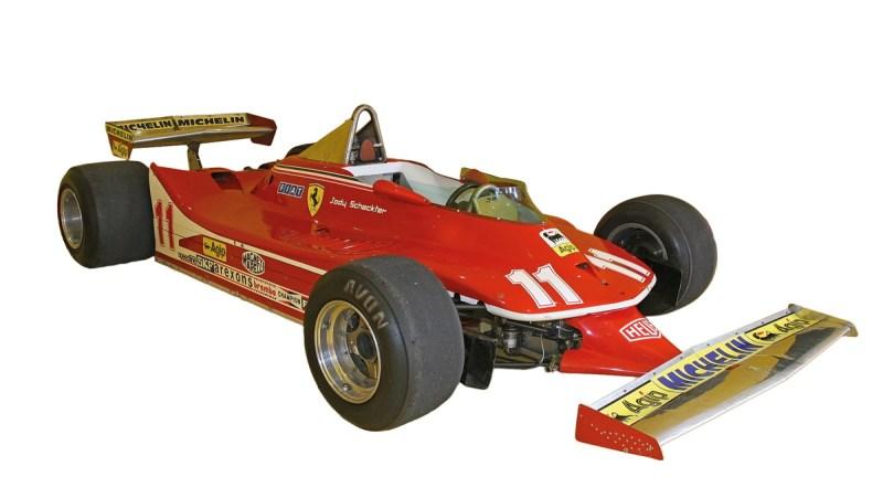 Ferrari 312T4 von 1979