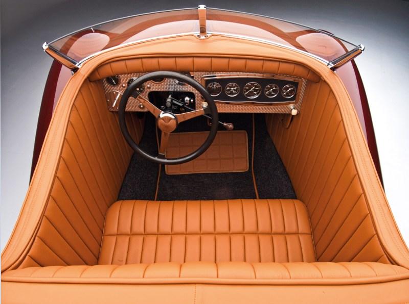 Cockpit des Timbs Special