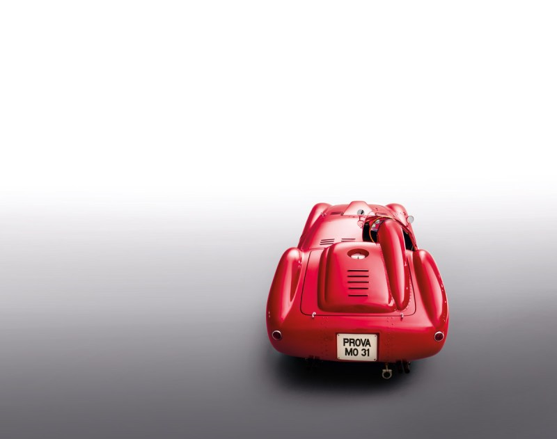 Ferrari 375 Plus Spider Corsa Heck
