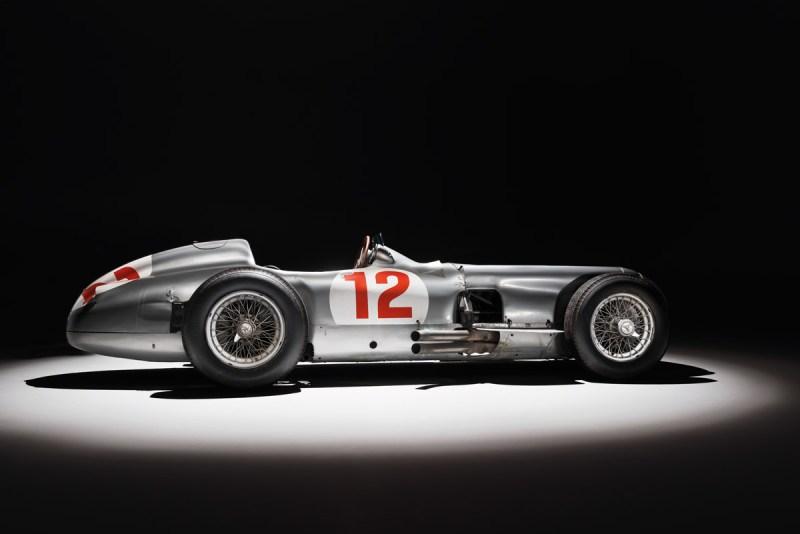 Mercedes-Benz W 196 im Profil