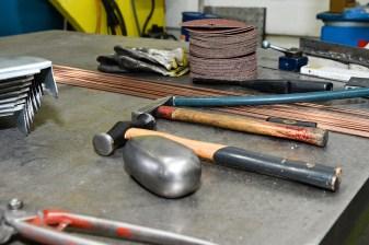 Originale Werkzeuge für die Ersatzteilherstellung