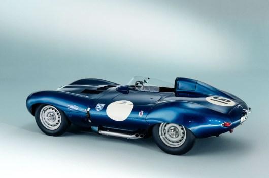 Octane Magazin 10 Jaguar C Type Ecurie 1956 Jaguar D Type Sports Racing Two Seater Rear