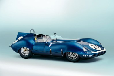Octane Magazin 10 Jaguar C Type Ecurie 1959 Tojeiro Jaguar Sports Racing Prototype 2