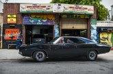 #42, Dodge, Charger, New York, Bullitt, Muscle-Car