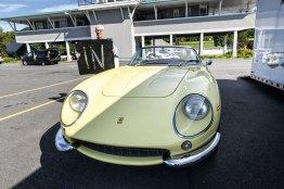 Octane Magazin 14 Ferrari NART Spider FERRARI NART SPIDER YELLO 9132