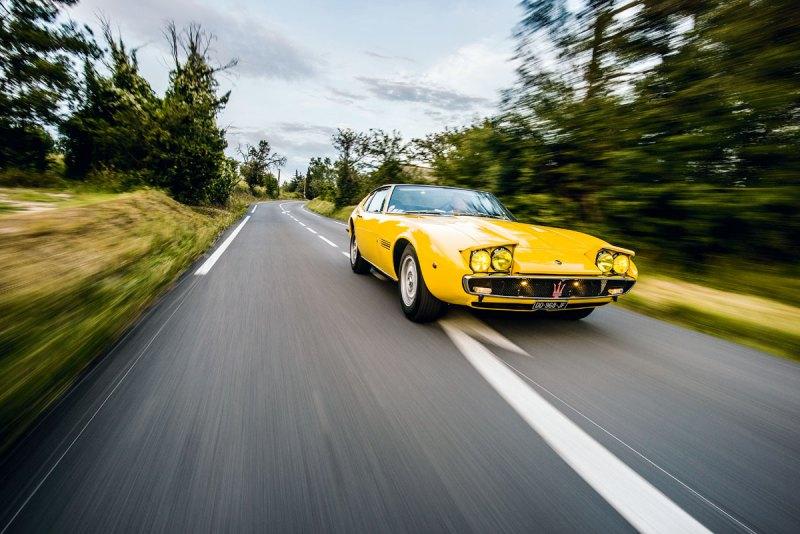 #38, Maserati, Ghibli, Einzelstück, Giorgietto Giugiaro, Ghia
