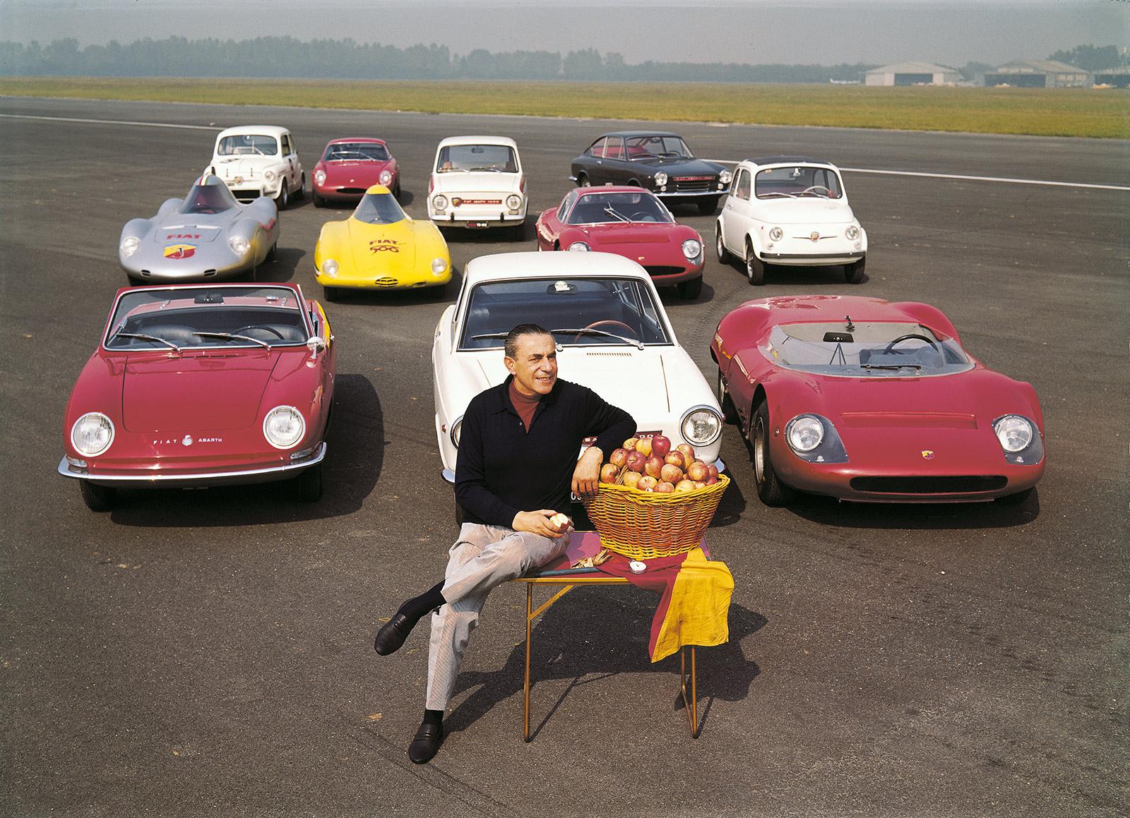 #43, Carlo Abarth, Fiat
