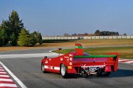 #38, Alfa Romeo, Tipo 33 TT12, Marken-WM, Derek Bell, Arturo Merzario, Nanni Galli