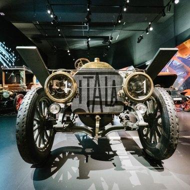 #38, Centro Storico Fiat, Fiat Museum, Turin