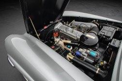 Octane Magazin 190 SL Roadster 1385 MB 190SL Grau 3
