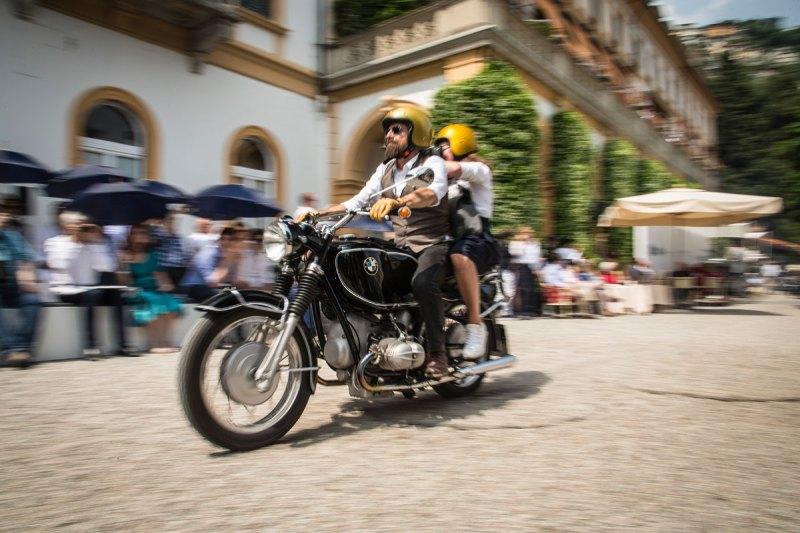 #38, Concours d´Elegance Villa d´Este, Motorrad