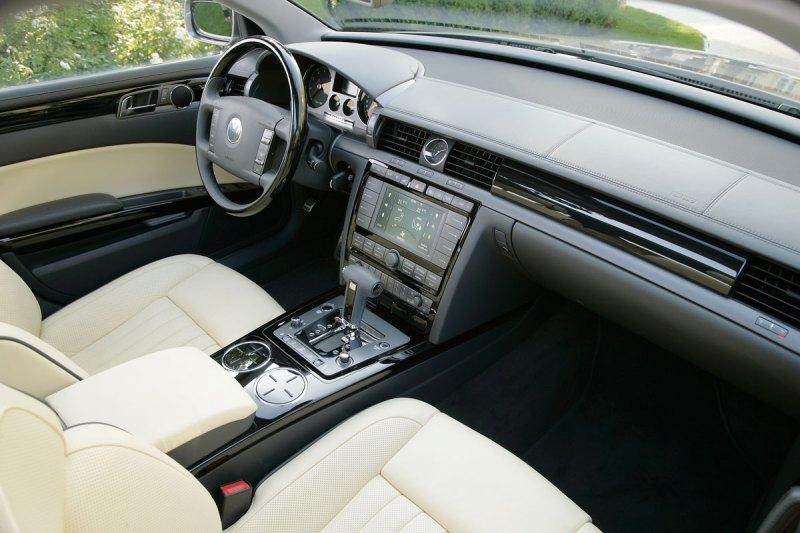#42, Volkswagen, Phaeton, Luxuslimousine, Neoklassiker