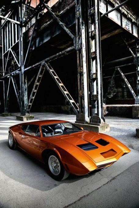 #28, AMC, AMX/3, Supercar, Mittelmotor, Giugiaro, Giotto Bizzarini