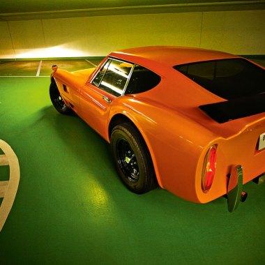 #21, Banjo GT Coupé, Einzelstück, V8, USA